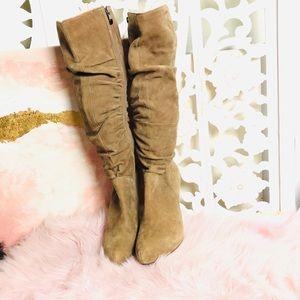 EUC Luichiny Leather Phylis Boots 11